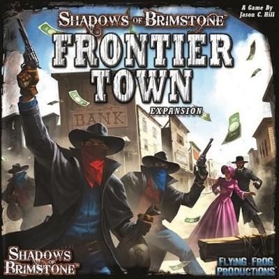 Frontier Town Expansion Board Game