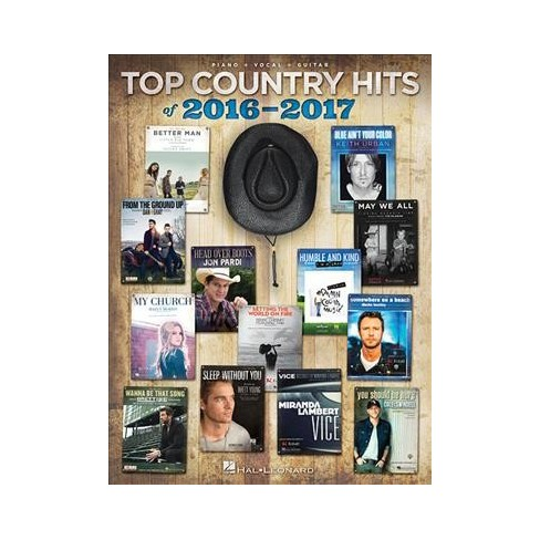 top country hits of 2017