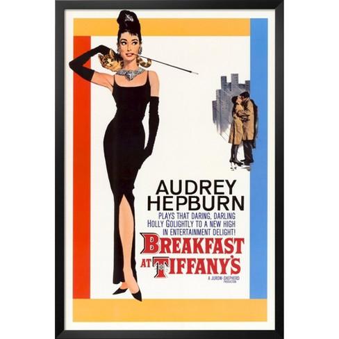 Art.com - Audrey Hepburn Framed Poster III : Target