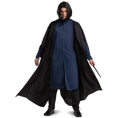 Harry Potter Severus Snape Deluxe Adult Costume