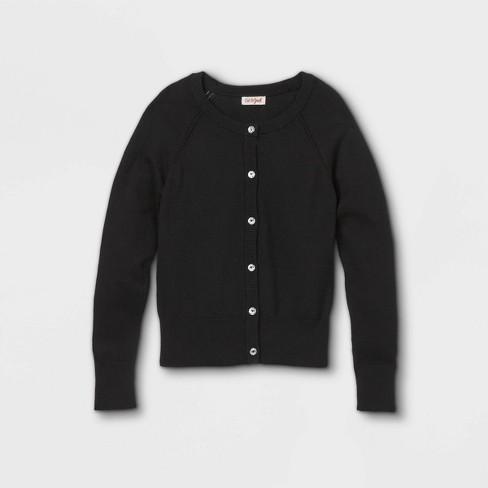 Girls' Cardigan Sweater - Cat & Jack™ - image 1 of 2