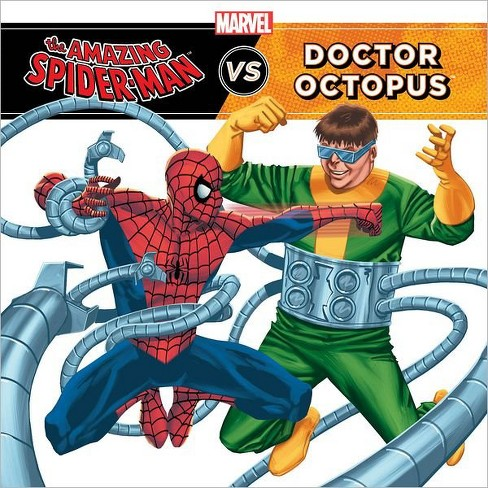 The Amazing Spider-Man vs. Doctor Octopus  <BR/> by Tomas Palacios <BR/> (Paperback) - image 1 of 1