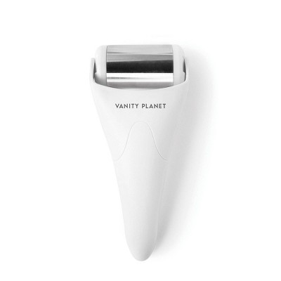 Vanity Planet Face & Body Ice Roller - White - 1ct