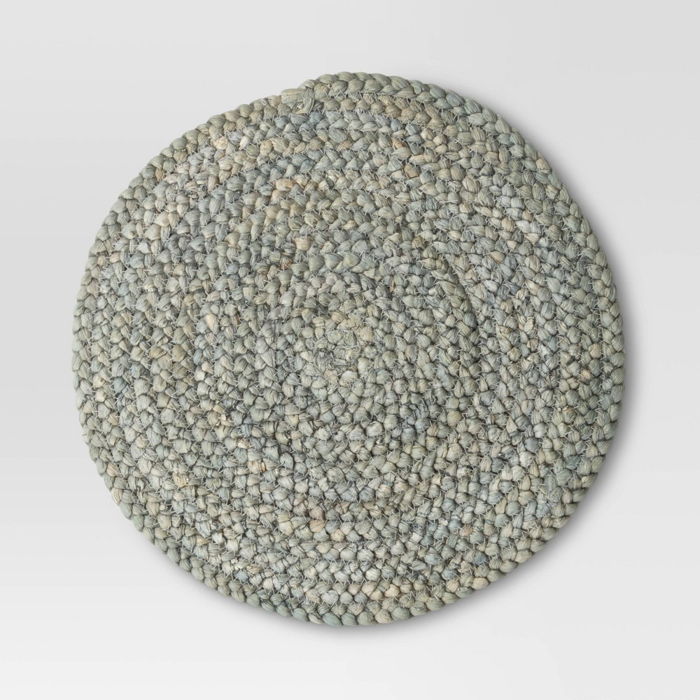 Maize Charger Placemat Gray Threshold 8482
