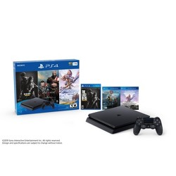 PlayStation 4 1 TB Bundle