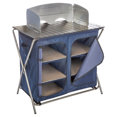 Kamprite Kwik Pantry with Cook Table