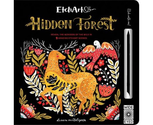 Hidden Forest (New) (Hardcover) (Amanda Wood & Mike Jolley) - image 1 of 1
