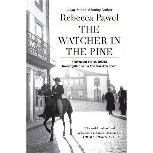 The Watcher in the Pine - (Soho Crime) by  Rebecca Pawel (Paperback) - image 1 of 1