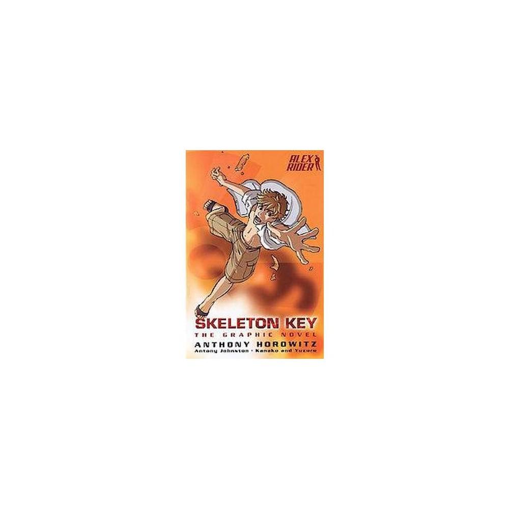 Alex Rider : Skeleton Key: the Graphic Novel (Paperback) (Anthony Horowitz)