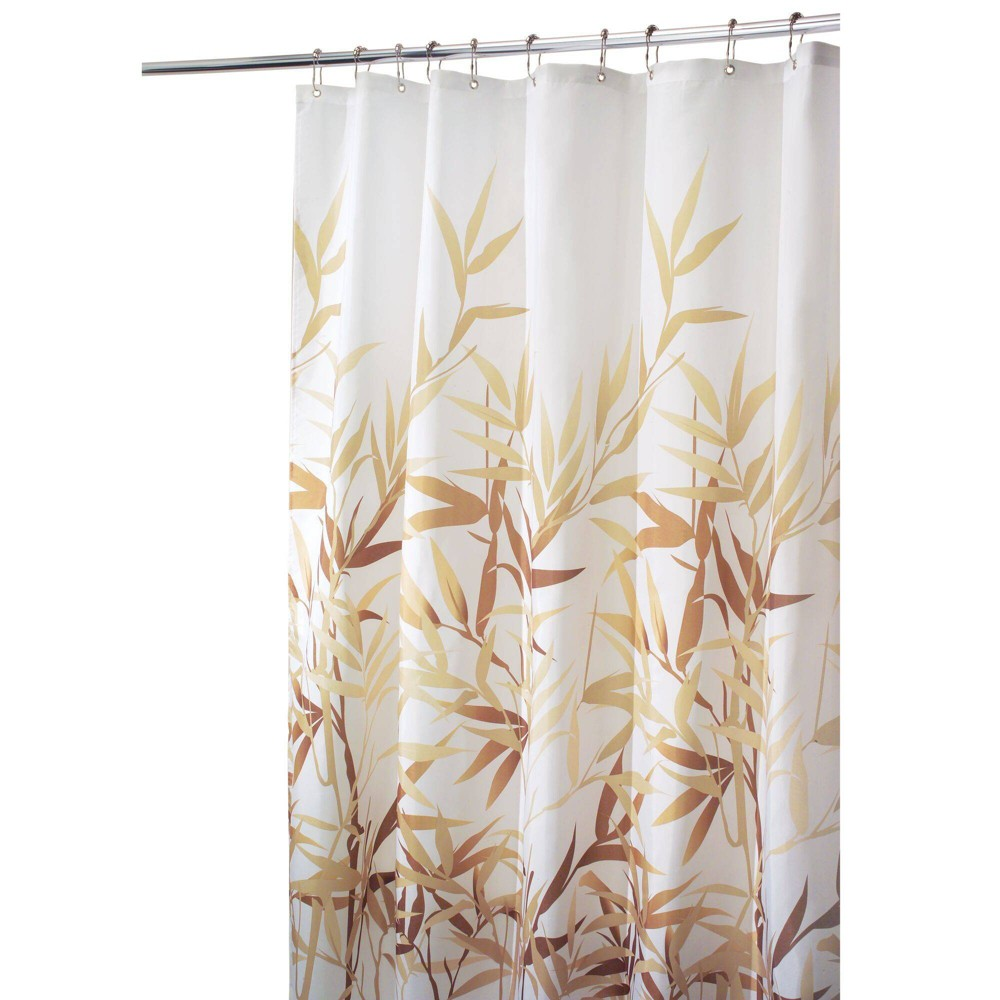 Image of Anzu Polyester Shower Curtain - iDESIGN