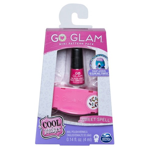 Cool Maker Go Glam Nails Fashion Pack Small - Sweet Spell - image 1 of 3