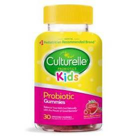 Probiotics: Culturelle Kids Probiotic Gummies