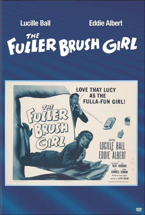 Fuller brush girl (DVD) - image 1 of 1