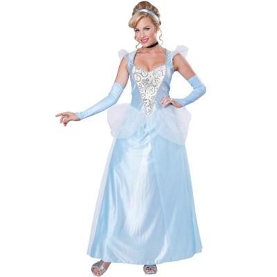 California Costumes Classic Cinderella Adult Costume