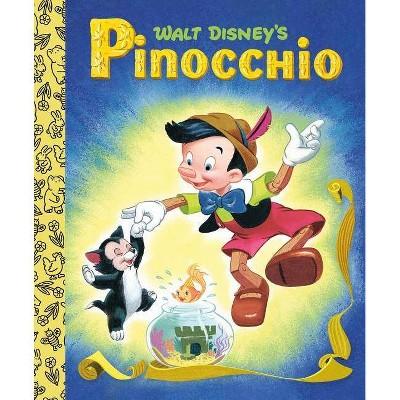 Walt Disney's Pinocchio Little Golden Board Book (Disney Classic)- (Little Golden Book)(Board_book)