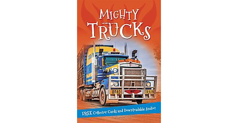 Mighty Trucks (Paperback) - image 1 of 1