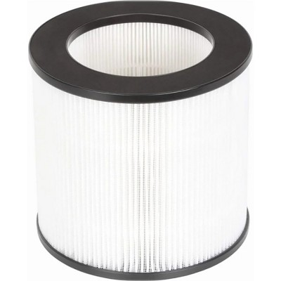 Medify Air MA-14 High Quality Indoor Home Air Purification System Medical Grade True H13 HEPA Carbon Activated Replacement Filter (Single Pack)