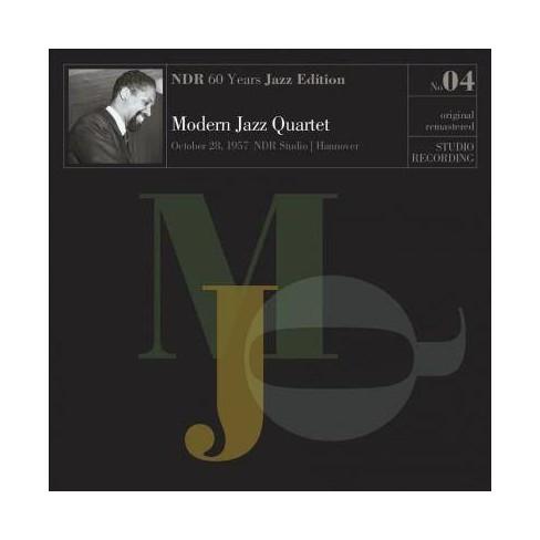 Modern Jazz Quartet - NDR 60 Years Jazz Edition No. 04 (CD) - image 1 of 1