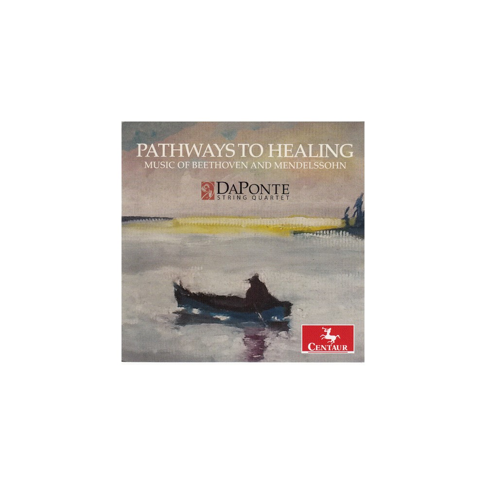 Daponte String Quart - Pathways To Healing:Music Of Beethove (CD)