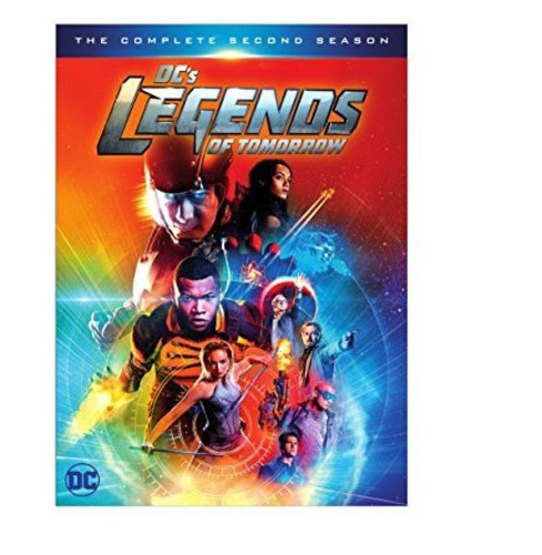 DC's Legends of Tomorrow: Season Two (DVD) - image 1 of 1