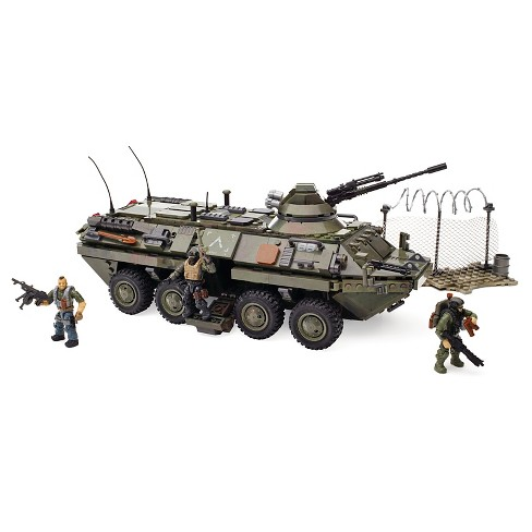 Mega Bloks Call of Duty Combat Vehicle Attack - image 1 of 13