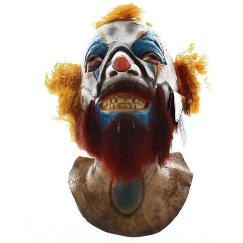Trick Or Treat Studios Rob Zombie's 31 Schitzo Full Head Mask Adult Costume Accessory - image 1 of 2