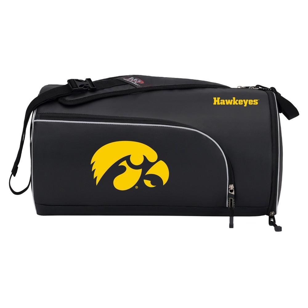 NCAA Iowa Hawkeyes Squadron Duffel Bag, Multi-Colored