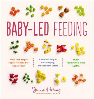 Baby-Led Feeding : A Natural Way to Raise Happy, Independent Eaters - by Jenna Helwig (Paperback)