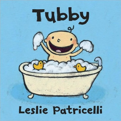 Tubby by Leslie Patricelli (Board Book) by Leslie Patricelli - image 1 of 2