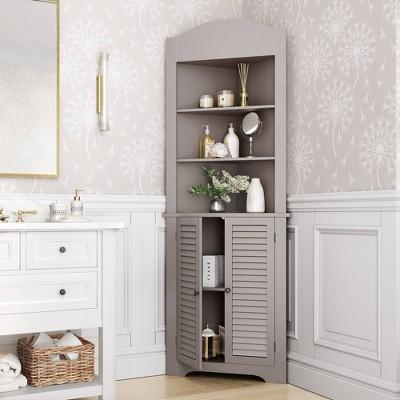 Bathroom Corner Storage Cabinet Target