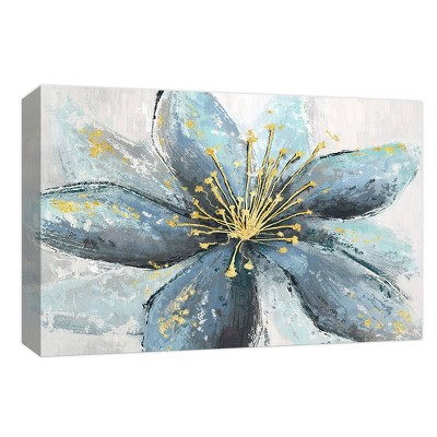 """8"""" x 10"""" Royal Flower Decorative Wall Art - PTM Images"""