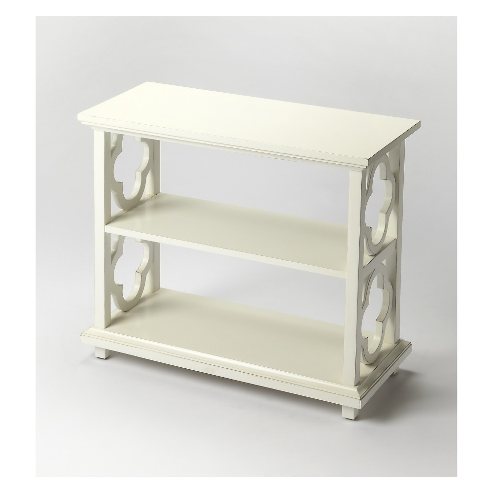 27 Paloma Cottage Bookcase Cottage White - Butler Specialty