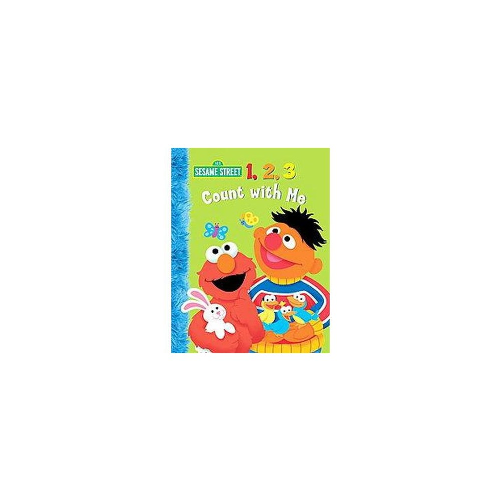 1, 2, 3 Count With Me ( Sesame Street) (Board) by Naomi Kleinberg