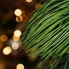 "Allstate 30"" Unlit Long Pine Needle with Pine Cones Artificial Christmas Wreath - image 3 of 4"