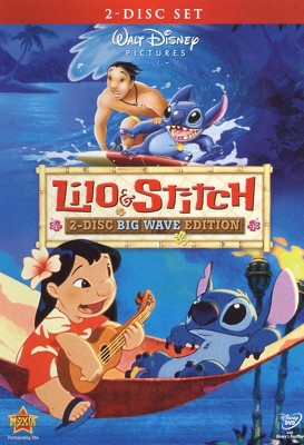 Lilo and Stitch [Big Wave Edition] [2 Discs]