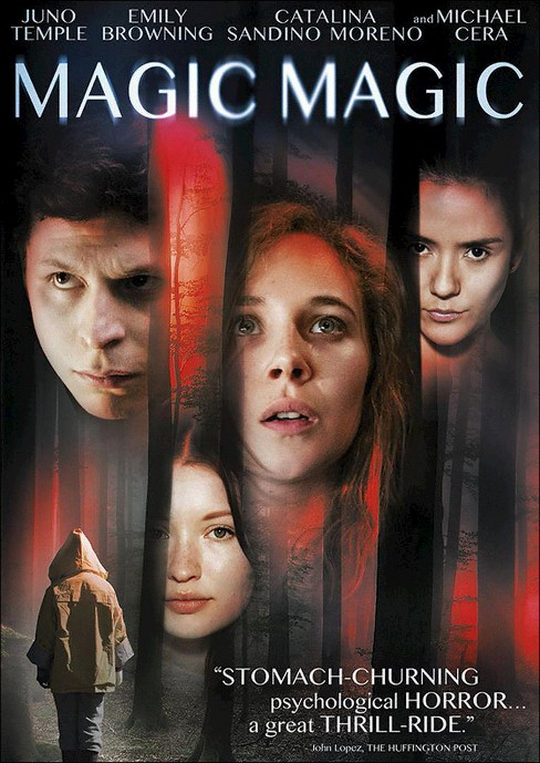 Magic magic (DVD) - image 1 of 1