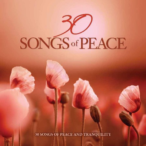 Various - 30 Songs Of Peace (CD) - image 1 of 1