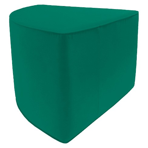 Jordan Patio Ottoman - Green - image 1 of 1