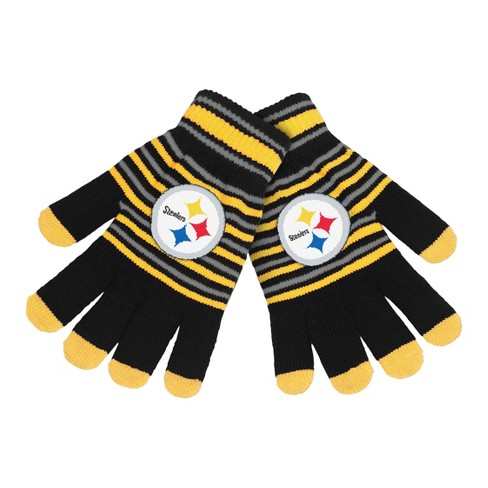 NFL Pittsburgh Steelers Knit Glove - image 1 of 1