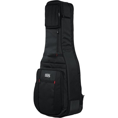 Gator Pro-Go Acoustic/Electric Double Gig Bag Black