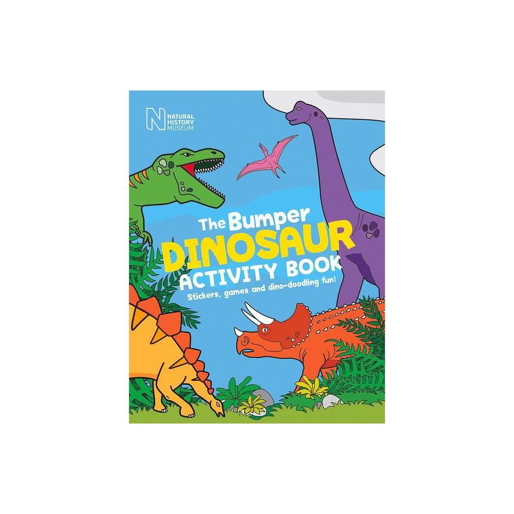 The Bumper Dinosaur Activity Book Paperback