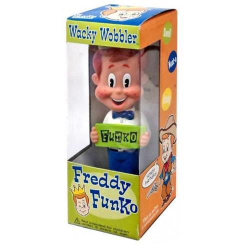 Wacky Wobbler Freddy Funko Bobble Head - image 1 of 1