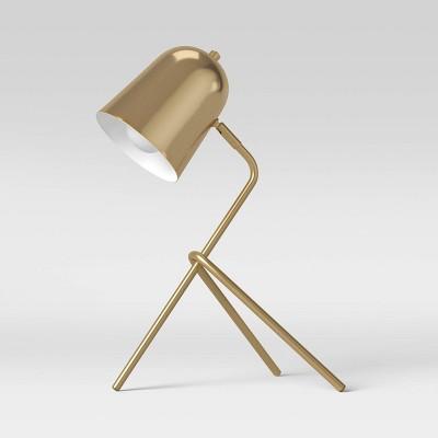 Tripod Task Lamp Gold - Project 62™