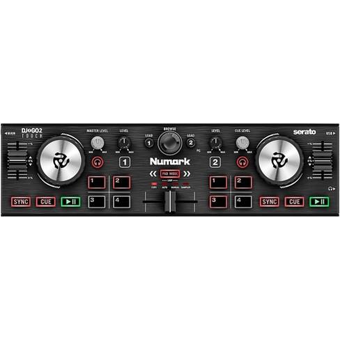 Numark DJ2GO2 Touch Pocket DJ Controller for Serato - image 1 of 3