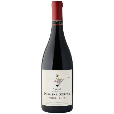 Domaine Serene Yamhill Cuvee Pinot Noir Red Wine - 750ml Bottle