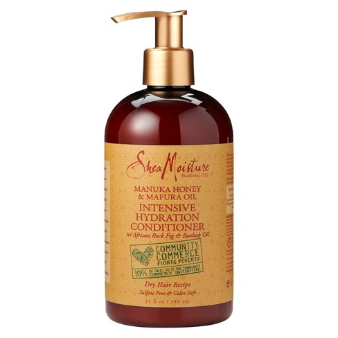 SheaMoisture Manuka Honey & Mafura Oil Intensive Hydration Hair Conditioner - 13 fl oz - image 1 of 3