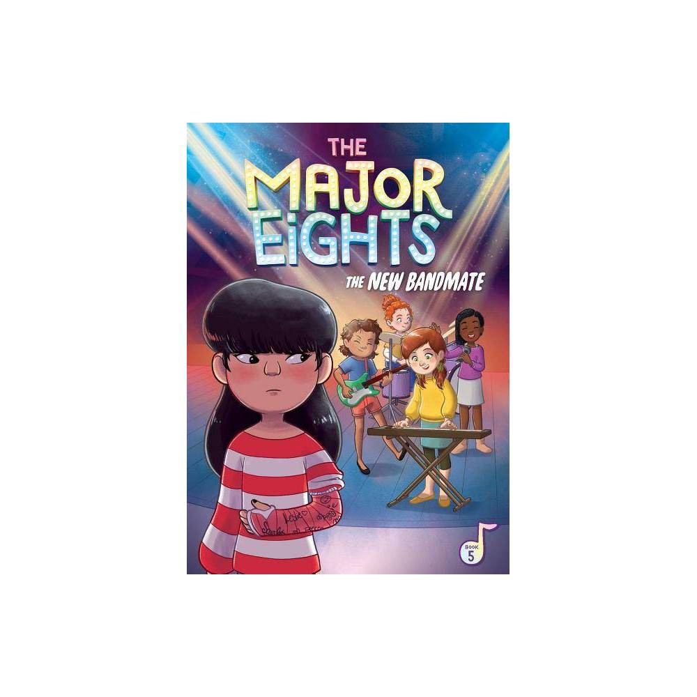 The Major Eights 5 The New Bandmate By Melody Reed Paperback