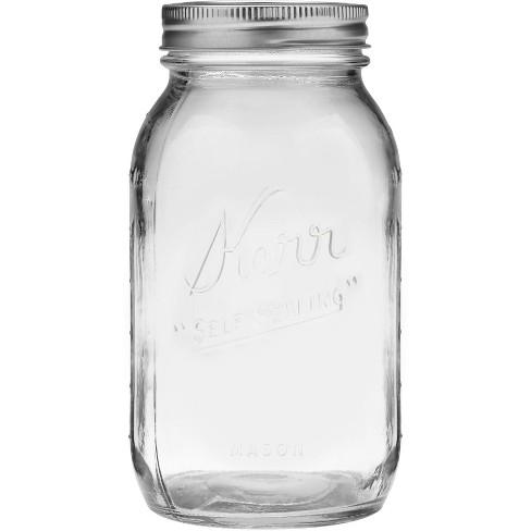 Kerr 32oz 12pk Jars - Regular Mouth - image 1 of 2