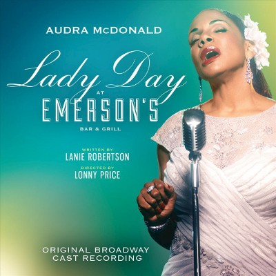 Audra McDonald - Lady Day At Emerson's Bar & Grill (OCR) (CD)