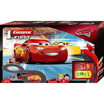 Carrera First Disney Pixar Cars 3 Racing Set